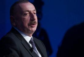 BLIZU BEKINGEMSKE PALATE Kćerke predsjednika Azerbejdžana pokušale da kupe nekretnine vrijedne 66 miliona evra