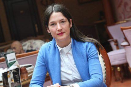 """""""TO SE PRIČA GDJE GOD ODEM"""" Trivićeva o navodima da planira biti kandidat za predsjednika Srpske"""