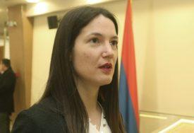 Trivićeva: Ministra Lukača smatram čovjekom dovoljno odvažnim da ne kalkuliše sa odobravanjem okupljanja