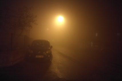 OPREZ U SAOBRAĆAJU Zbog magle u OVIM PODRUČJIMA na snazi žuti meteo-alarm