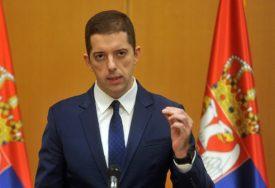 Đurić: Srbe na KiM niko neće tretirati kao građane drugog reda
