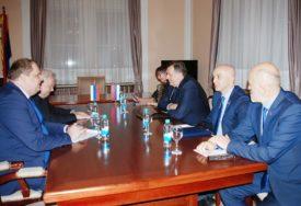 Dodik i Ivancov o formiranju Savjeta ministara