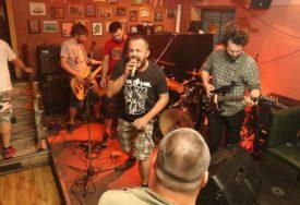 """Na koncertu benda """"Pajperov smijeh"""" promocija novog singla """"Mostar trek"""" (VIDEO)"""