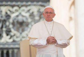 Papa Franjo uporedio političare koji govore protiv homoseksualaca sa Hitlerom