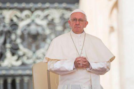 POGLAVAR RIMOKATOLIČKE CRKVE NA BALKANU Papa u posjeti Bugarskoj i Sjevernoj Makedoniji