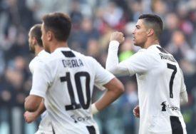 LIGA ŠAMPIONA Ronaldo glavni adut Juventusa u Madridu