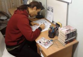 """Srđan Vranješ o istočnjačkom prikazu stripa: U pripremi treće izdanje mange """"Last Hope"""""""