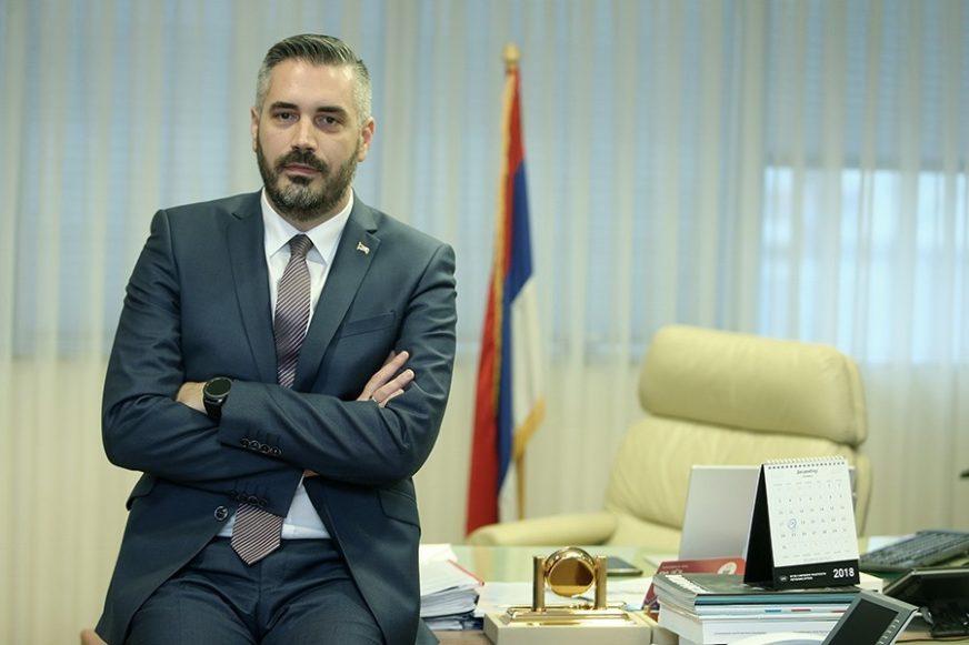 STUDENTI NAJVAŽNIJI RESURS, DIGITALIZACIJA DRUŠTVA IMPERATIV Ministar Rajčević o 100 dana svog mandata (VIDEO)