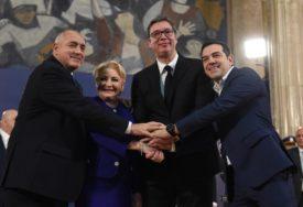 """SASTANAK PREDSTAVNIKA ČETIRI BALKANSKE ZEMLJE Cipras: """"Srbija ispunjava uslove za pristupanje EU"""""""