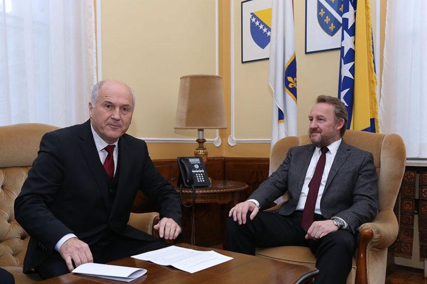 Foto: Predsjedništvo BiH