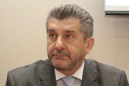 DANAS KOMEMORACIJA VINKU RADOVANOVIĆU Bivši gradonačelnik Istočnog Sarajeva preminuo juče u 64. godini