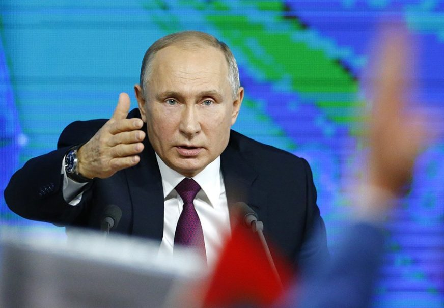 PUTINA ČUVAJU MIGOVI I NEVIDLJIVI SPECIJALCI Ruski predsjednik za Srbiju priprema specijalni paket strateških sporazuma