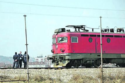 STRAVIČNA NESREĆA Voz zgazio ženu koja se kretala prugom na zabranjenom mjestu