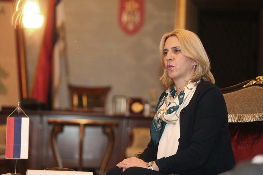 """""""ŽELIMO UVESTI RED"""" Predsjednica Srpske najavila izmjenu Krivičnog zakona, zatvor za sve koji NE POŠTUJU ODLUKE Republike"""
