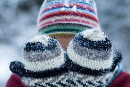 ZIMA, ZIMA, NIJE LAV Na Sokocu jutros izmjereno čak 17 stepeni ispod nule