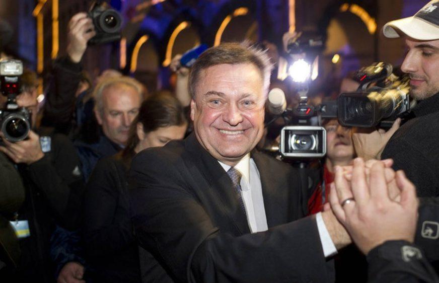 """PONOSAN ŠTO JE SRBIN I SLOVENAC Gradonačelnik Ljubljane: """"Bitno je međusobno poštovanje, tada je suživot moguć"""""""
