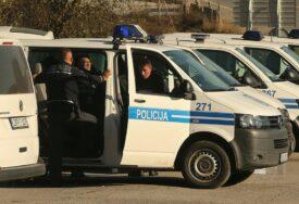GRANIČNA POLICIJA BiH Spriječen ulazak 11 migranata koje je MUP Hrvatske dovezao do granice