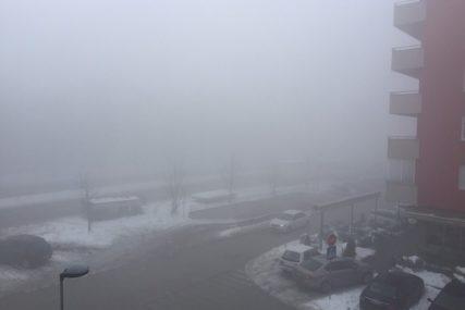 OPREZNO ZA VOLANOM Zbog snijega i poledice usporen saobraćaj u BiH