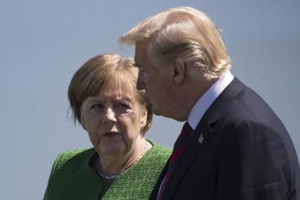 """""""NEPOUZDAN"""" PARTNER Amerika prijeti Njemačkoj PREKIDOM SARADNJE obavještajnih službi"""