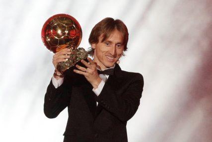 Modrić: Ispada da trofeji imaju važnost i vrijednost samo kada ih dobiju Mesi i Ronaldo