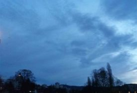 Promjenljivo vrijeme uz sunčane periode i povremenu kišu