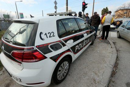 NESREĆA NA PUTU Kamionom udario ženu, policija obavlja uviđaj