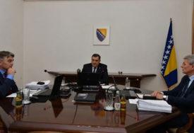 ODLUČENO NA VANREDNOJ SJEDNICI Ovo su ambasadori koje su smijenili članovi Predsjedništva BiH