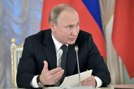 Putin: Ako EU ukine snakcije Moskva će odgovoriti recipročno