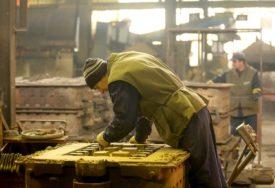 Veći broj radnika: U Srpskoj zabilježen rast industrijske proizvodnje