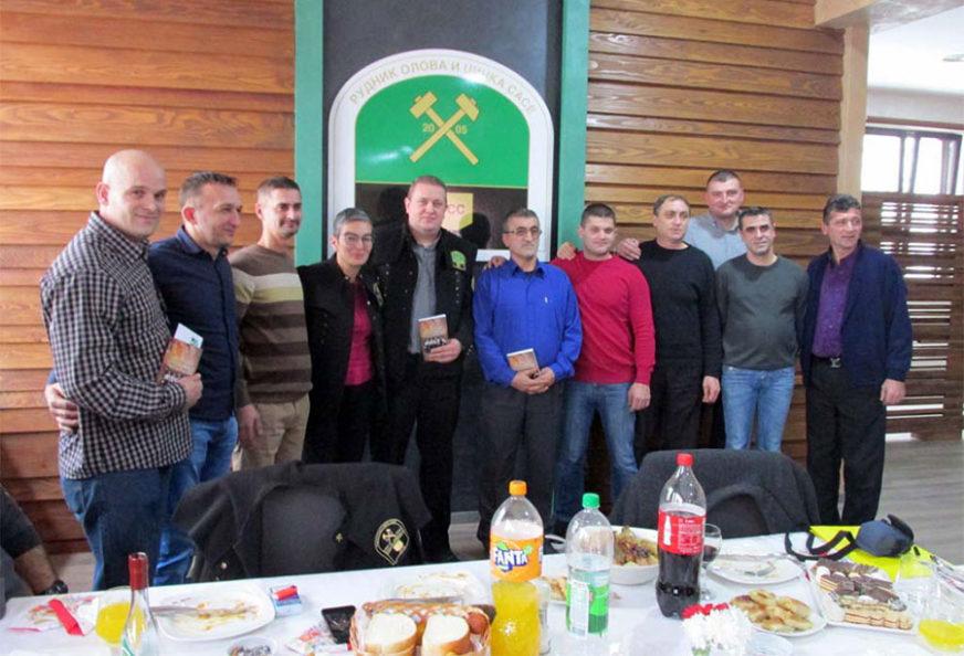 U Srebrenici obilježen Dan rudara, najbolji nagrađeni novčanim iznosima