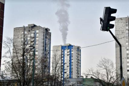 Zagađenost vazduha u Sarajevu danas umjerena