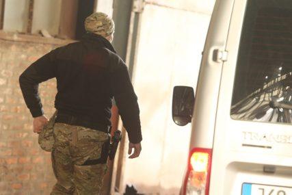 AKCIJA SIPA U ZENICI Zaplijenili 3,2 kilograma amfetamina, uhapšen diler (FOTO)