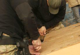 """AKCIJA """"UNIJA"""" U SARAJEVU Policija pronašla pola kilograma amfetamina, uhapšena jedna osoba"""