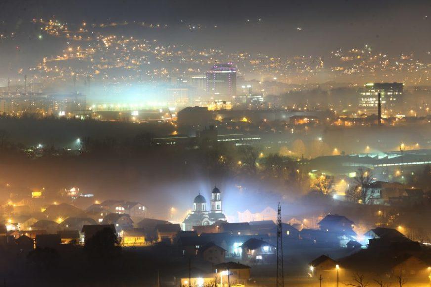 KAKAV VAZDUH UDIŠEMO Za nadležne problem zagađenja u Banjaluci ne postoji, građani VRTE GLAVOM
