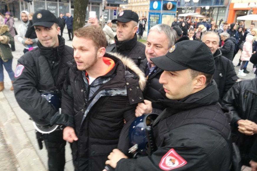 NEJASAN ODGOVOR Stanivuković pitao MUP da li su i na osnovu čega trajno zabranili okupljanje Banjalučana
