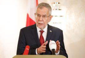 Van der Belen apeluje na strpljenje u ophođenju sa Rusijom