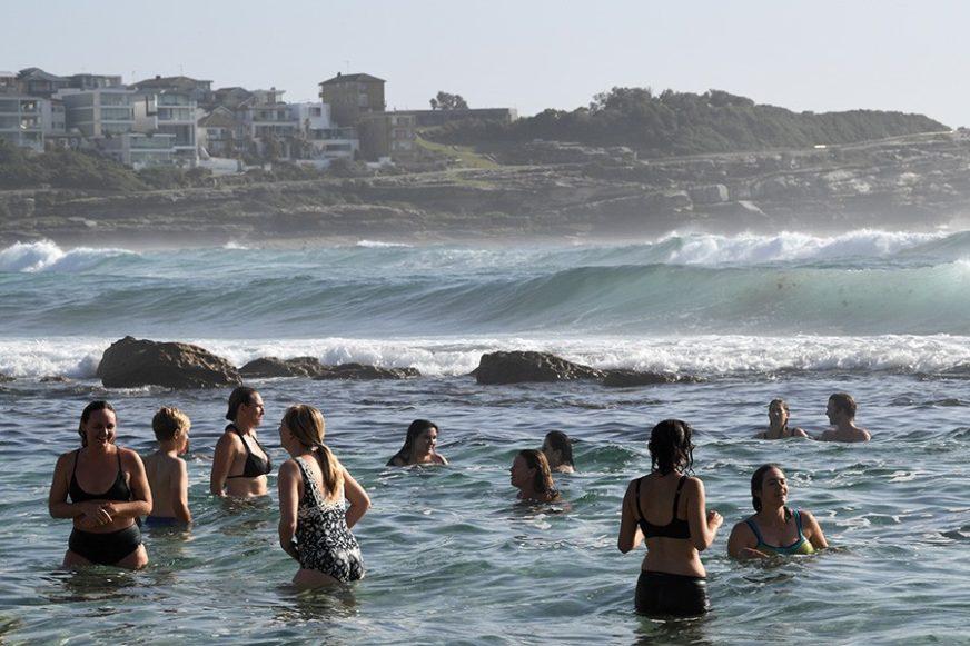 ASFALT SE TOPI Australija se bori sa nezapamćenim toplotnim talasom, a posljedice su OZBILJNE