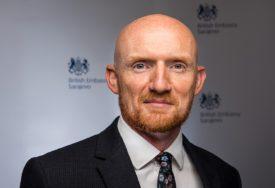 Reagovanje na Atovićev tvit: Iz Ambasade Velike Britanije poručili da NEMA MJESTA ZAPALJIVOJ RETORICI