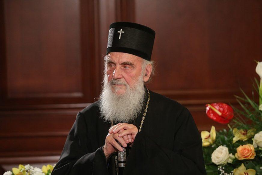 VRATIO SE OBAVEZAMA U CRKVI Zdravstveno stanje srpskog patrijarha Irineja sve je bolje