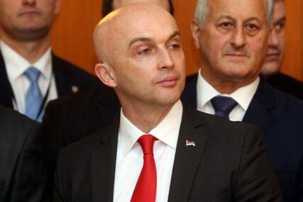 """Perišić za SRPSKAINFO: Palmer je osokolio SDA da donese Rezoluciju o """"Republici BiH"""""""