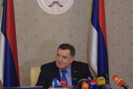 TAČKA PREKO KOJE SE NE MOŽE PREĆI Dodik: SDA je predložila inicijativu za RAZDRUŽIVANJE u BiH