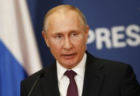 Putin: Rusiji je je neophodna snažna predsjednička moć