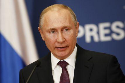 Putin jasan: Rusija će ukinuti sankcije Evropskoj uniji ako Brisel učini isto