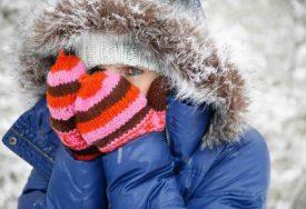 ZIMA NAM SE PODMUKLO SMJEŠKA Pripremite se za snježnu promjenu vremena, a evo KADA NAM STIŽE
