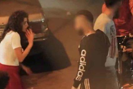 KAKO DRUŠTVO TRETIRA ŽRTVE Djevojka u suzama govorila da je SILOVANA, reakcija prolaznika ŠOKIRALA