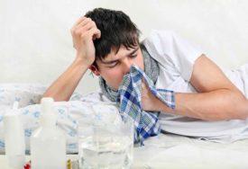 U sezoni gripa od teške akutne respiratorne infekcije umrle 62 osobe