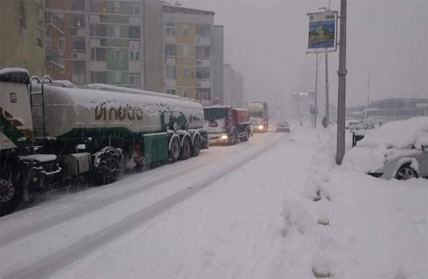 ŽRTVA SNJEŽNOG KOLAPSABanjalučanin preminuo u automobilu kod Jablanice