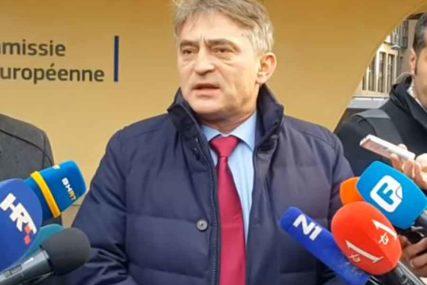 """""""POZIV NA POBUNU U ORUŽANIM SNAGAMA BIH"""" Komšić najavio KRIVIČNU PRIJAVU protiv Dodika"""