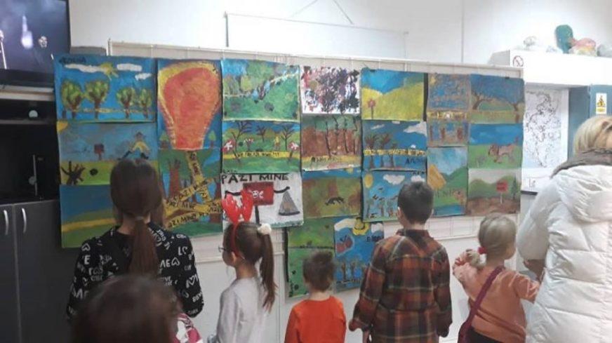 GOTOV ZIMSKI RASPUST Škola crtanja za djecu ponovo u UDAS-u