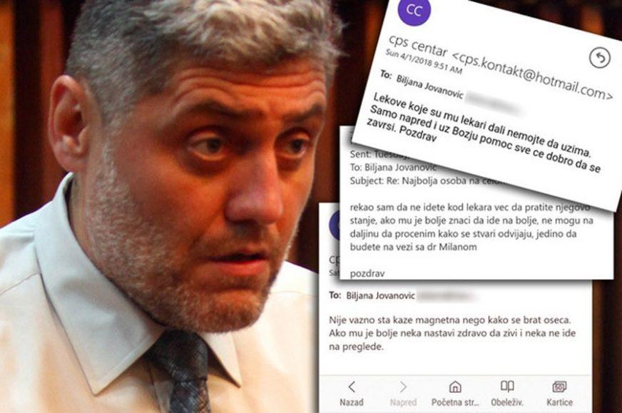 """ŠARLATAN PRIJETI UČESNICIMA PROTESTA Miroljub Petrović poručuje: """"Ima da uletimo i da ih odvalimo!"""""""